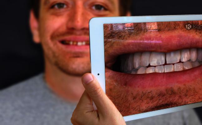 La realidad aumentada llega al dentista