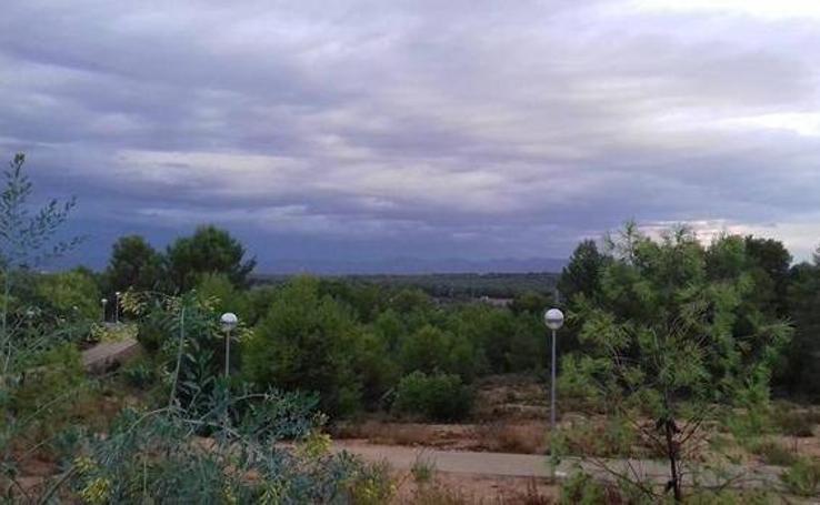 Fotos de las lluvias en la Comunitat Valenciana