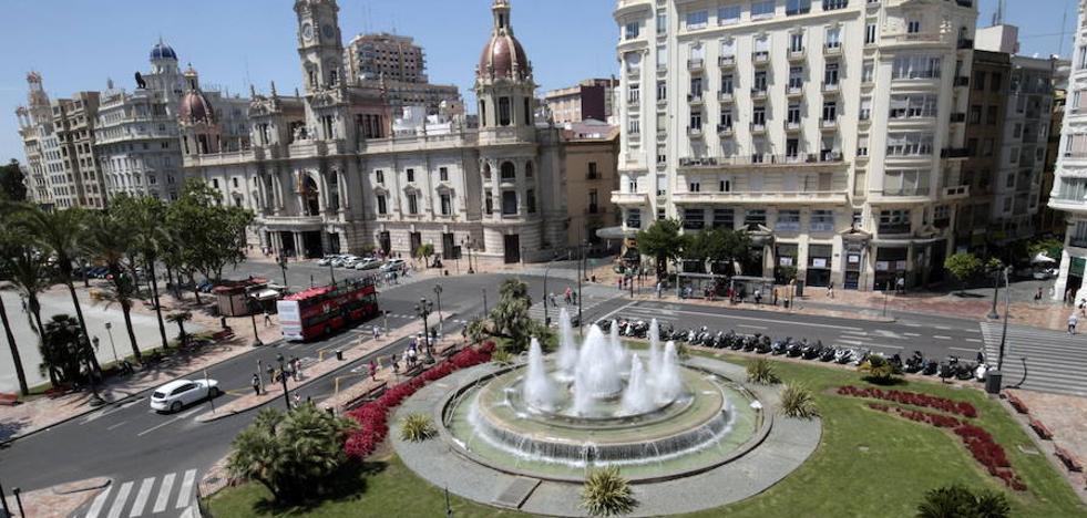 La marcha del «Día de la bicicleta» pasará por la Plaza del Ayuntamiento de Valencia