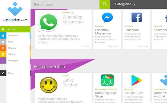 La alternativa española a Google Play triunfa en internet