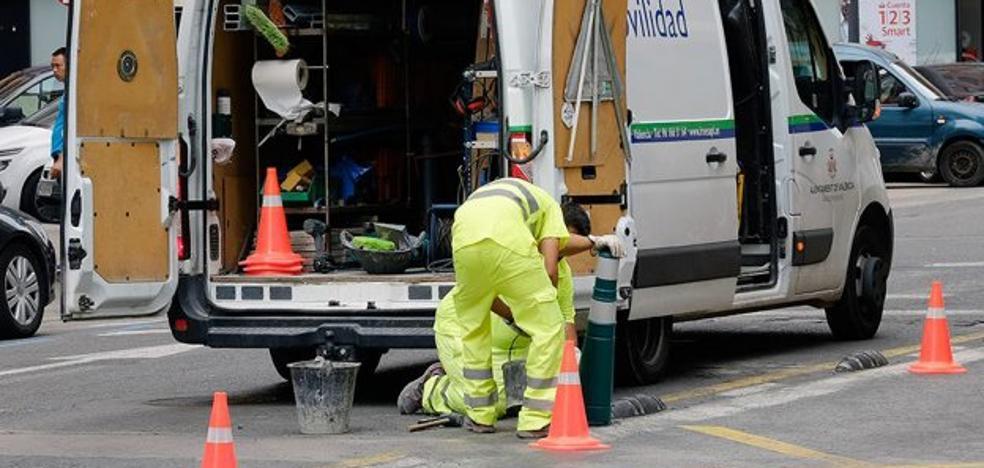 Un segundo accidente fuerza al concejal Giuseppe Grezzi a mejorar la seguridad en Matías Perelló en Valencia