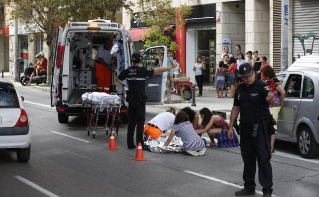 El asesino del polic a y del peluquero ten a antecedentes por tr fico de drogas las provincias - Jefatura trafico zaragoza ...