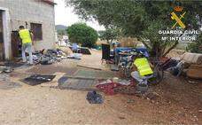 Cae una banda que robaba en viviendas de Teulada, Benissa y El Verger