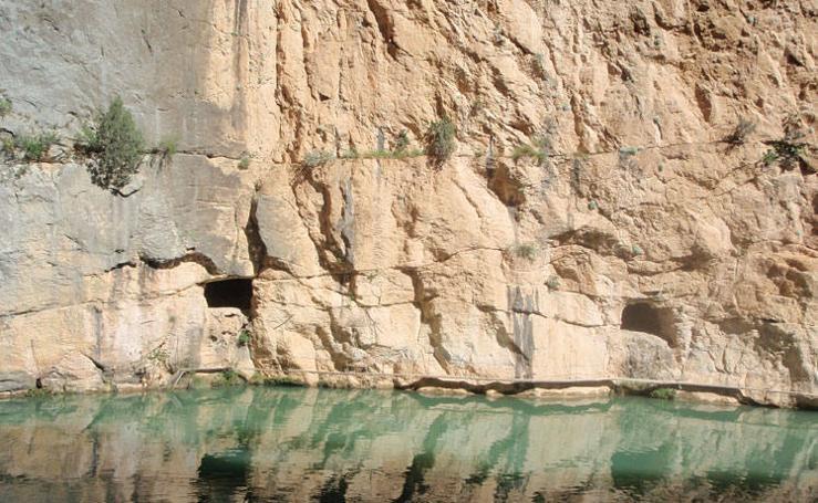Fotos del entorno natural de Chulilla