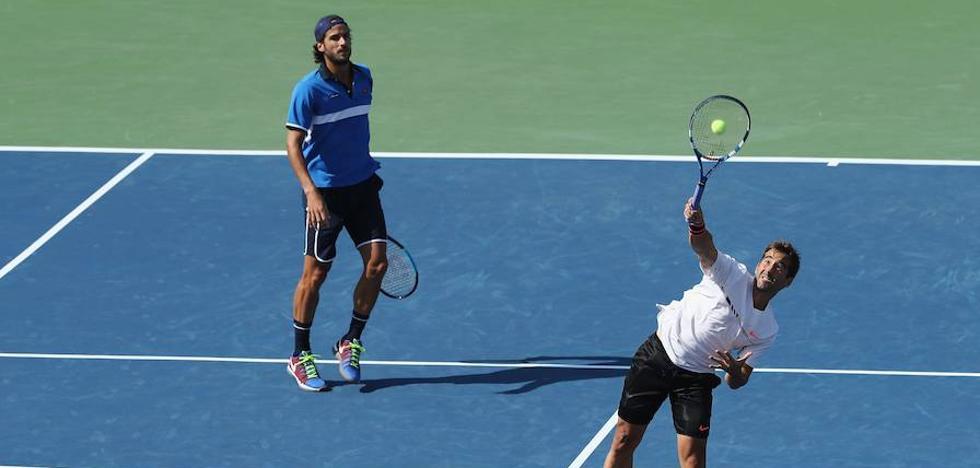 Feliciano y Marc López eliminan a los Bryan y jugarán la final de dobles