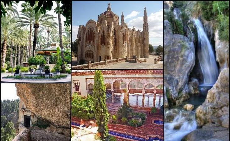 Fotos de lugares másgicos en la Comunitat Valenciana