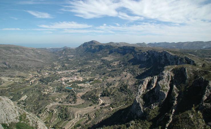 Fotos de la Vall de la Gallinera
