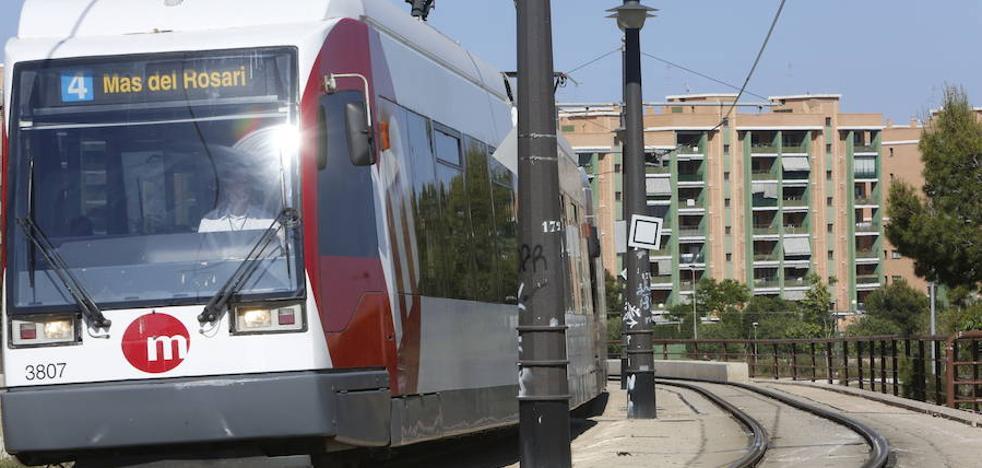 Nuevo calendario de paros en el metro y el tranvía