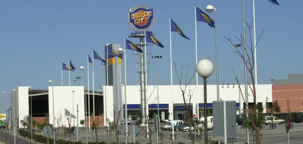 El dueño de Heron City pone a la venta sus tres centros comerciales en Paterna y Madrid