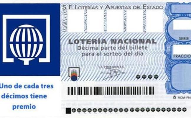 La Lotería Nacional deja parte de su primer premio en Santa Pola