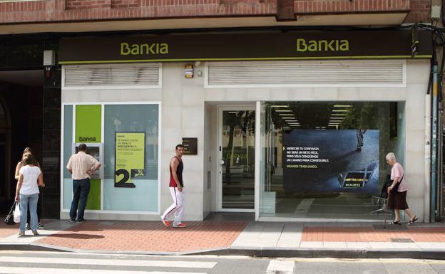 La justicia anula la cl usula que permite liquidar una for Bankia oficina por internet
