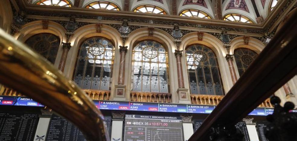 El Ibex guía las subidas europeas con su mayor avance desde abril