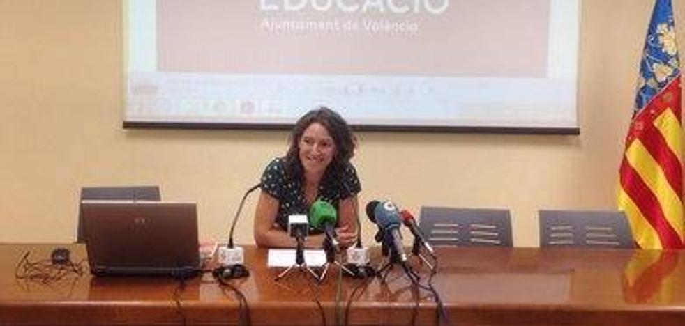La nueva web del Ayuntamiento de Valencia aglutinará toda la oferta de ayudas educativas