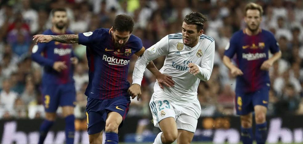 El Madrid-Barça se jugará el sábado 23 de diciembre