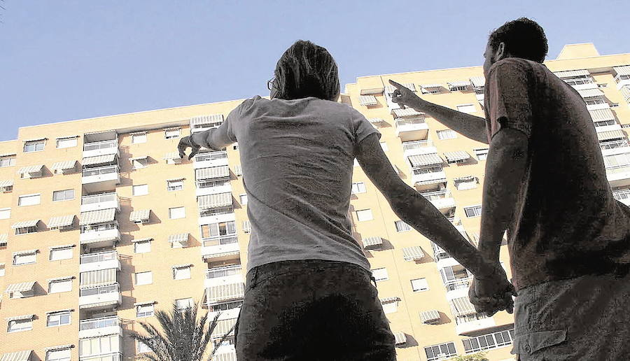La inmobiliaria de BBVA pone a la venta 357 viviendas por menos de 50.000 euros en Valencia
