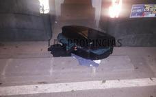 Hallan el cuerpo de un hombre dentro de una maleta en Valencia