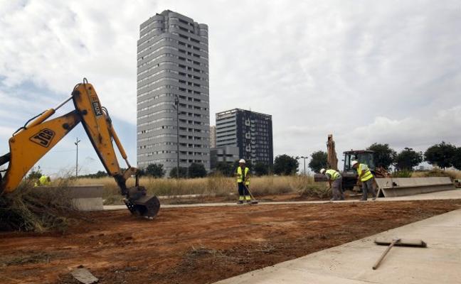 Obras Públicas cubrirá todas las acequias de Sociópolis construidas hace una década