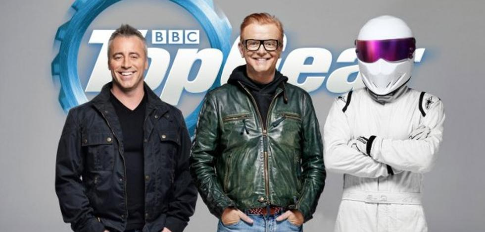 Cambio de pilotos en 'Top Gear'