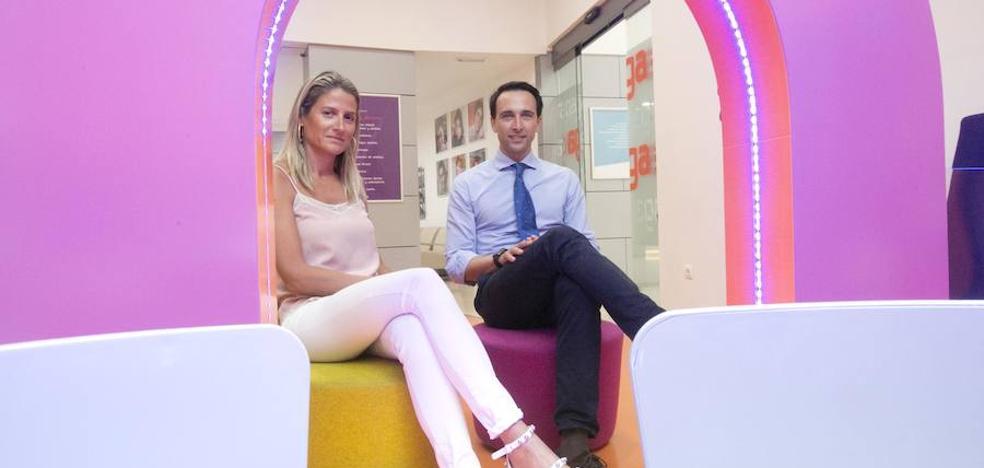 En familia con Javier Beutel y Susana Company