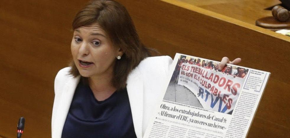 Isabel Bonig ofrece a Puig 12 pactos y medidas para «mejorar la vida de valencianos»