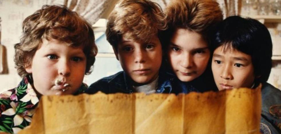 Así están los protagonistas de los 'Goonies' 30 años después