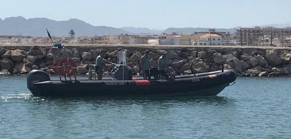 La Guardia Civil suspende el dispositivo de búsqueda de la mujer desaparecida en Oliva