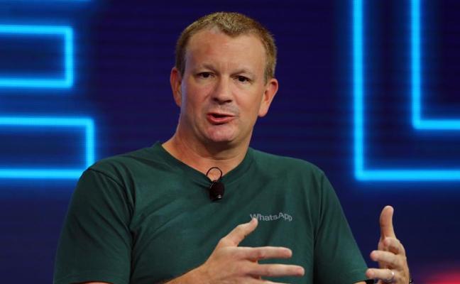 El cofundador de WhatsApp, Brian Acton, deja el cargo
