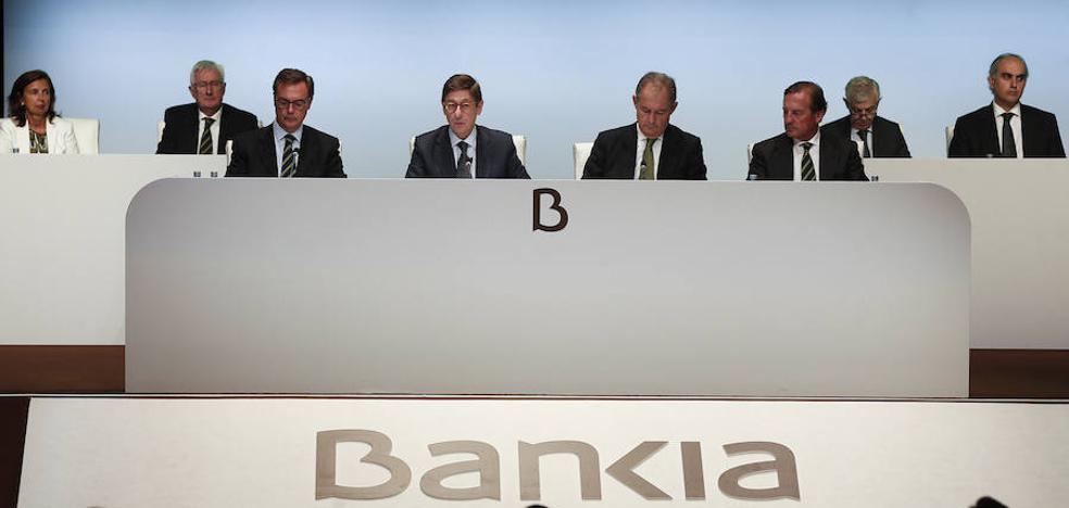 Bankia aumenta su clientela un 25% tras fusionarse con BMN