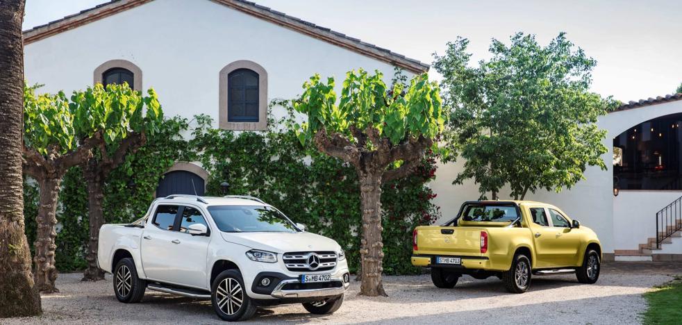 Mercedes Clase X, desde 27.900 euros