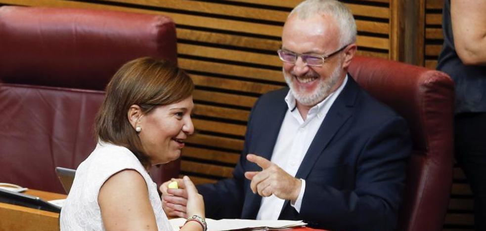 PSPV, Compromís y Podemos rechazarán las 1.017 propuestas del PP y le acusan de presentarlas «a peso»