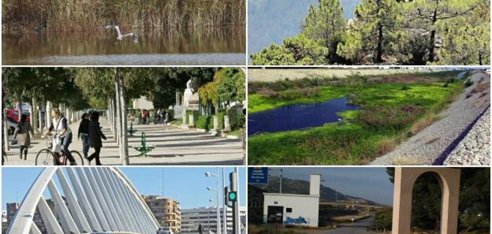 5 increíbles rutas en bicicleta por Valencia