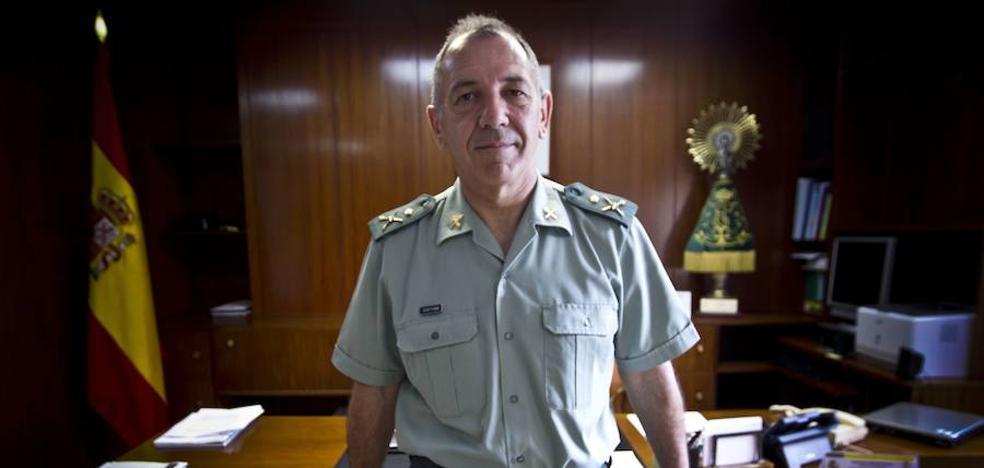 El teniente general valenciano Fernando Santafé, nuevo jefe de Información, Investigación y Ciberdelincuencia de la Guardia Civil