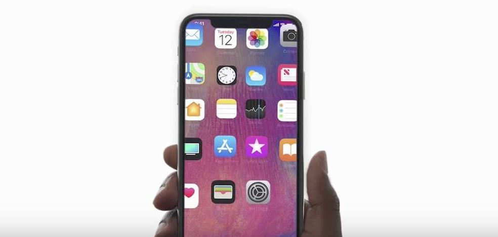 Todas las novedades del iPhone X en meno de un minuto y medio