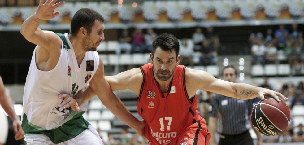 El Valencia Basket vuelve a la senda del triunfo de la mano de Erick Green