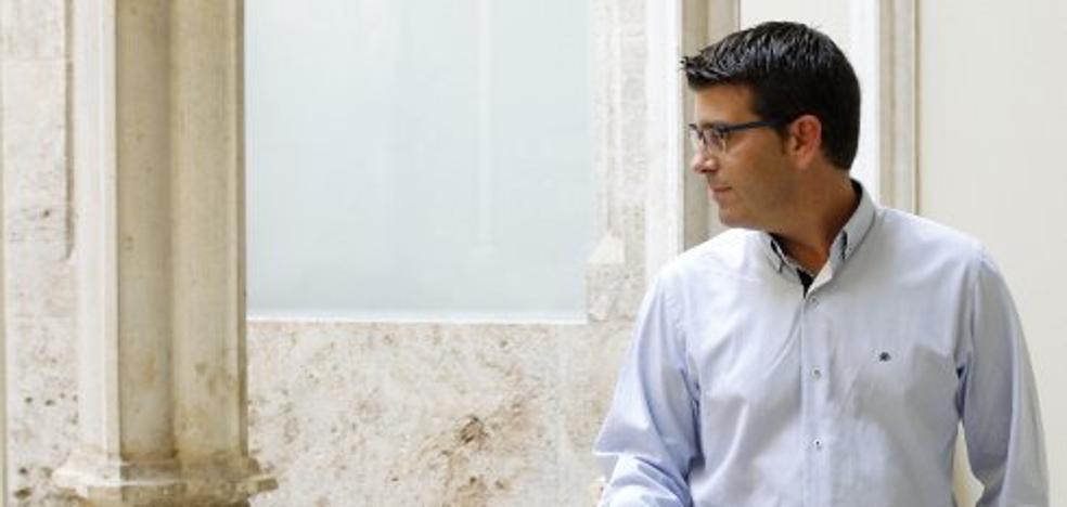 Jorge Rodríguez renuncia a optar al liderazgo provincial del PSPV