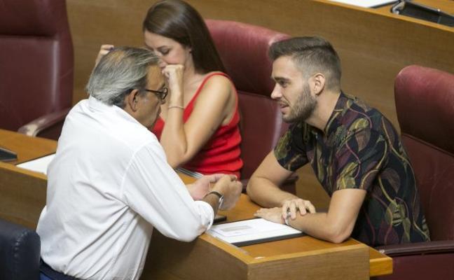 La tasa turística abre una nueva brecha entre PSPV, Compromís y Podemos