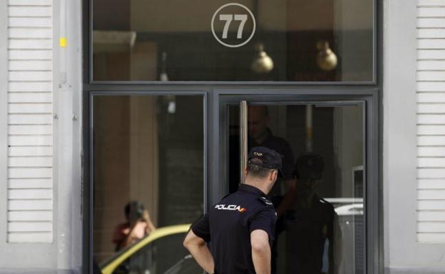 El asesino de la maleta quedó con su víctima en una red de citas para móvil