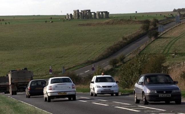 Sacrilegio en Stonehenge