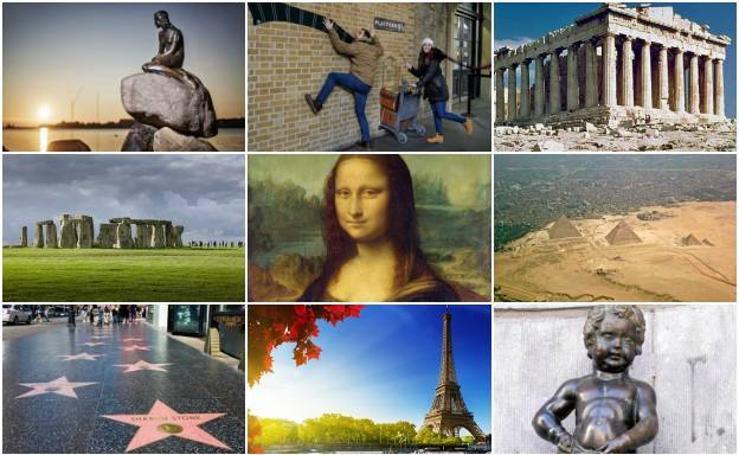 Fotos de los lugares más fotografiados del mundo que en realidad decepcionaron a sus visitantes