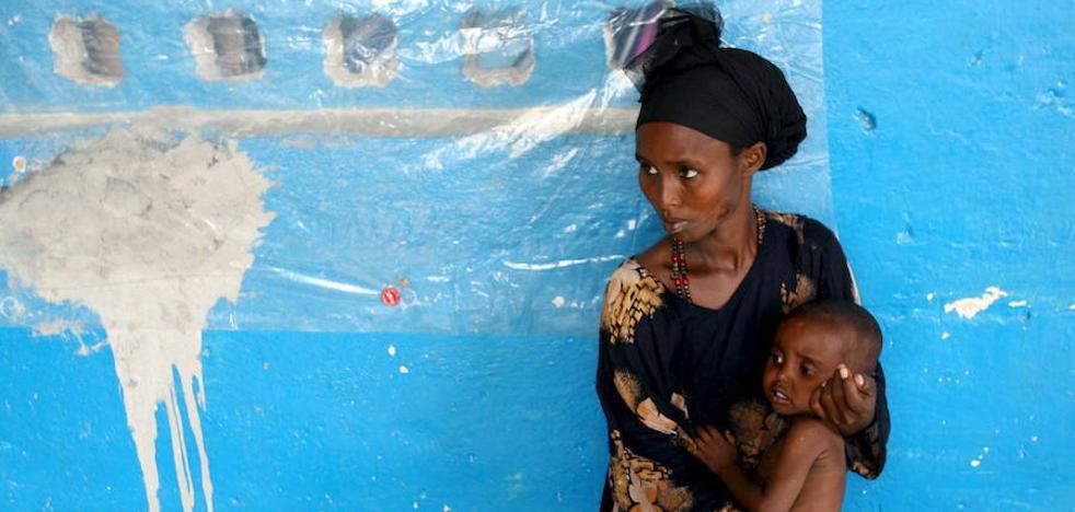 El hambre aumenta en el mundo y afecta a 815 millones de personas