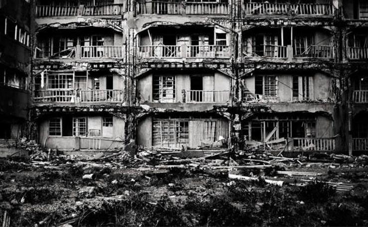 Fotos de los lugares abandonados más tétricos