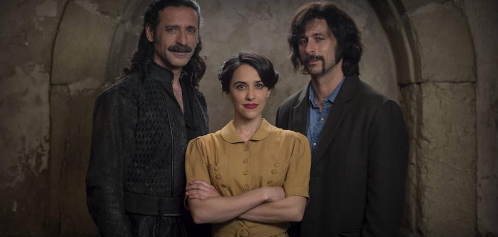 'El Ministerio del Tiempo' vuelve el lunes con los nuevos capítulos de su tercera temporada