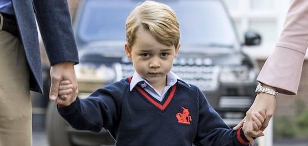 ¿Es inseguro el cole del príncipe George?
