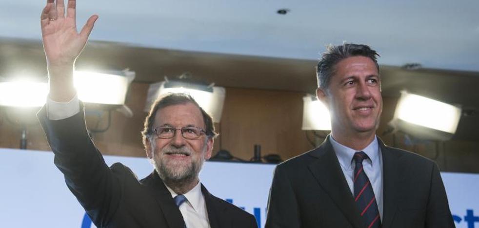 Rajoy garantiza que no habrá referéndum: «Nos van a obligar a lo que no queremos llegar»