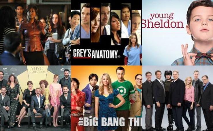 Fotos de las series que vuelven a las pantallas en septiembre