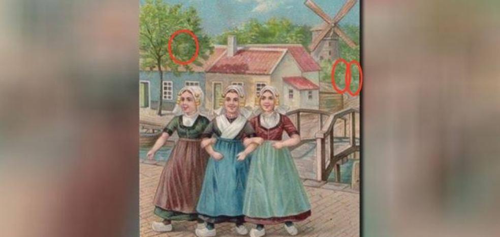 Solución | Encuentra las tres caras escondidas