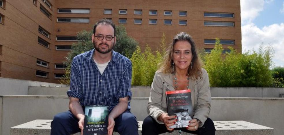 «Escribir estos libros fue nuestra mejor medicina»