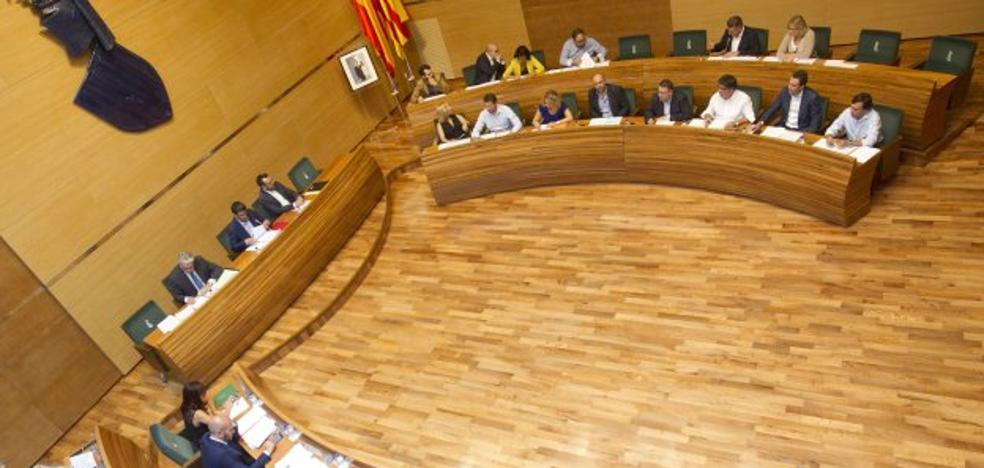 La Diputación de Valencia evita ofrecer datos sobre los contratos menores