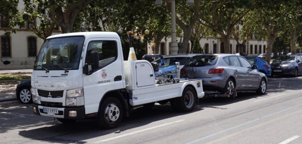 El cobro de multas de tráfico en Valencia vuelve a hundirse con una morosidad del 70%
