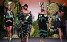 La moda valenciana acalora Madrid